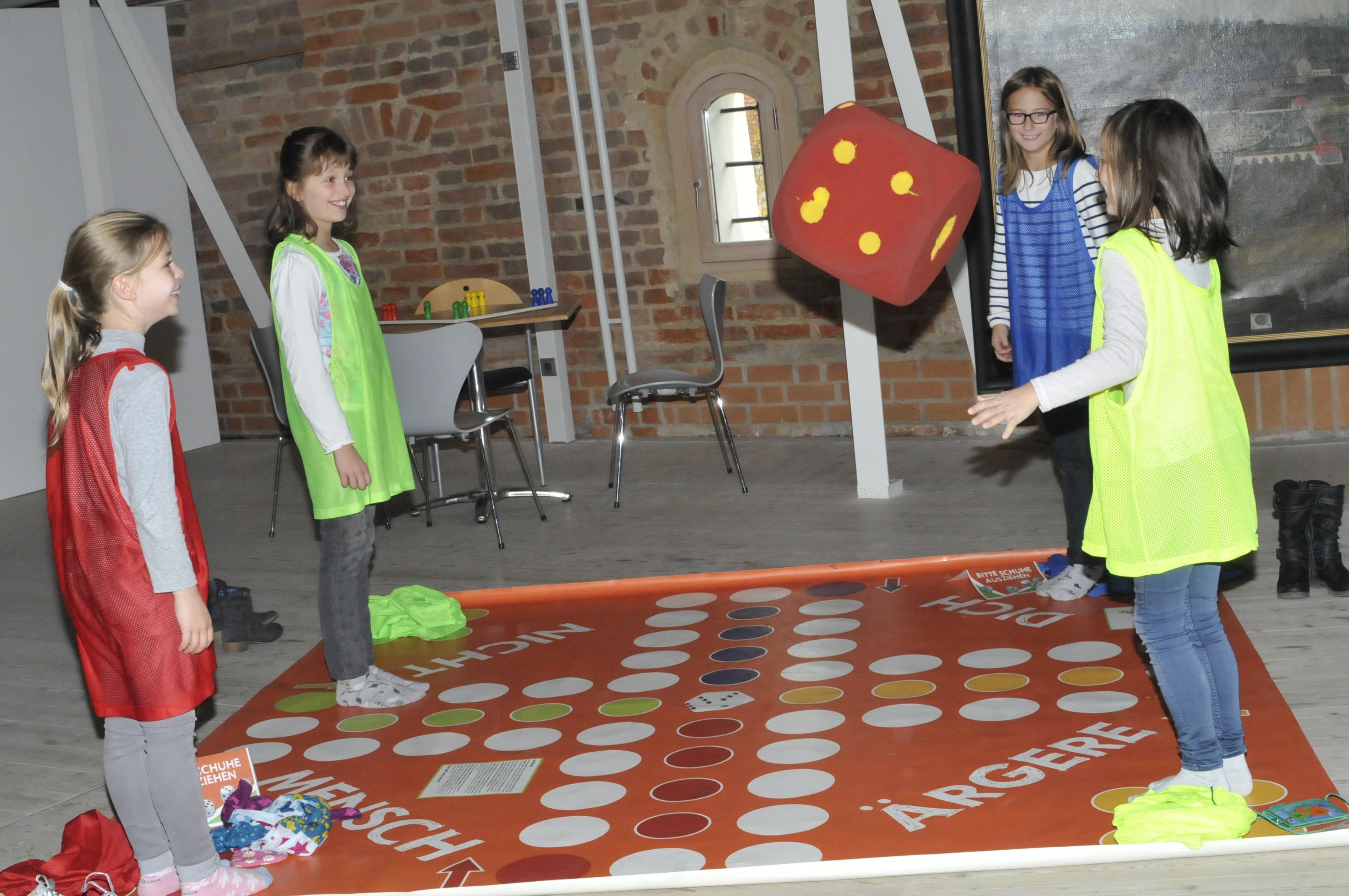 ABGESAGT - Spielaktionstag für Kinder und Jugendliche