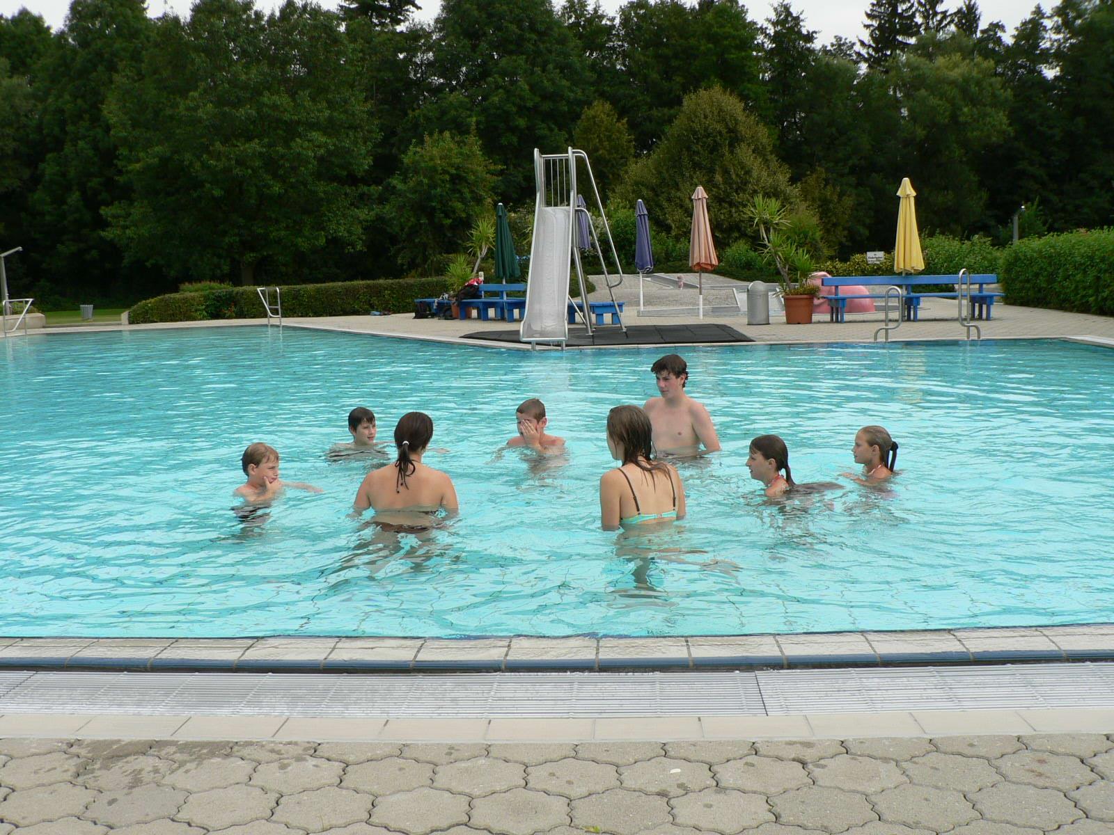 Ausbildung zum Rettungsschwimmer - Start am 25. April
