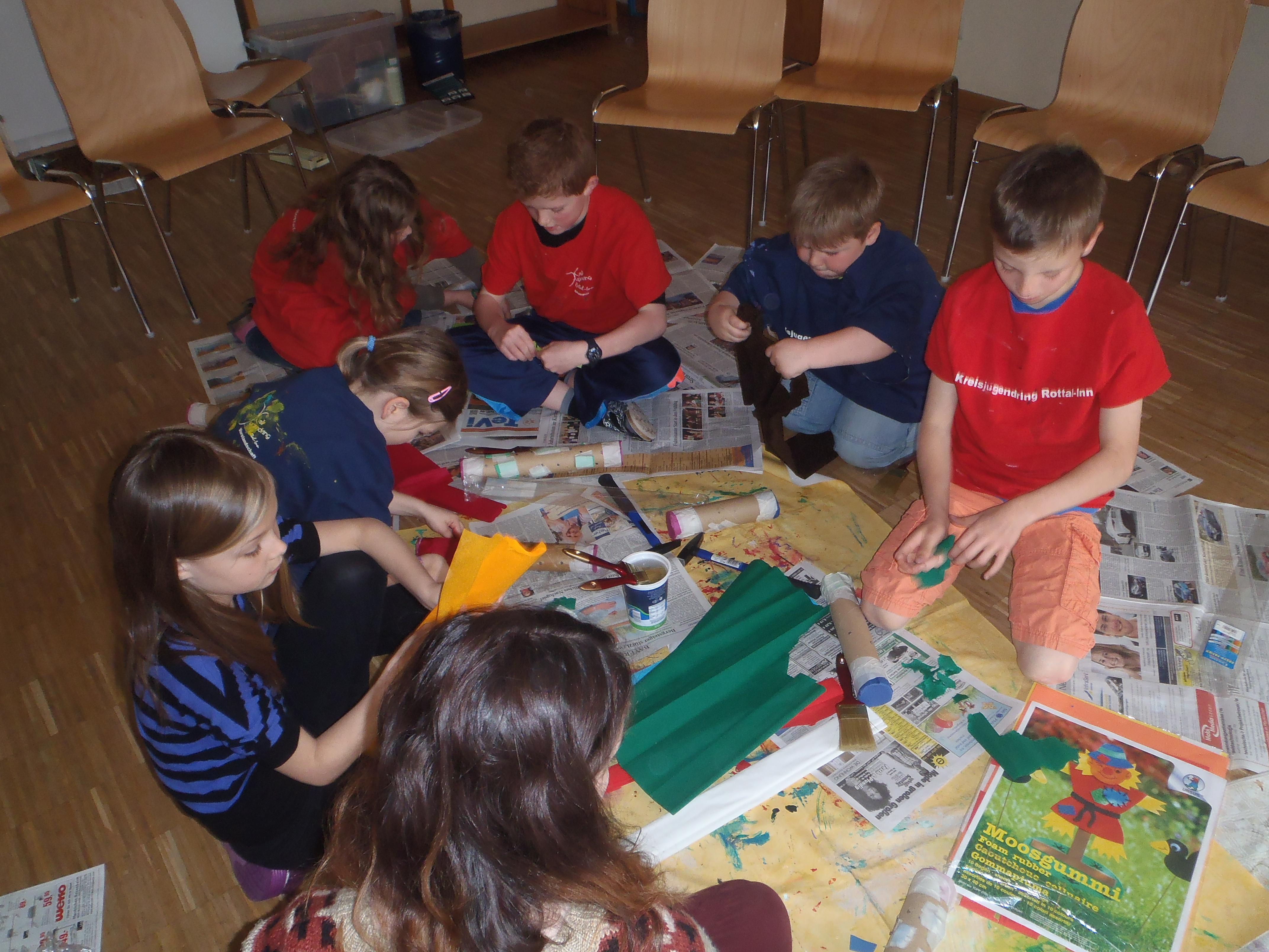 Erlebnistage für Kinder (6 bis 9 Jahre)